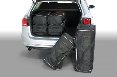 Car-Bags Volkswagen Passat Reisetaschen-Set (B7) Variant 2010-2014 | 3x88l + 3x47l