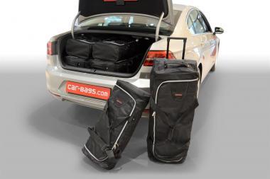 Car-Bags Volkswagen Passat Reisetaschen-Set (B8) GTE ab 2015 | 3x82l + 3x42l