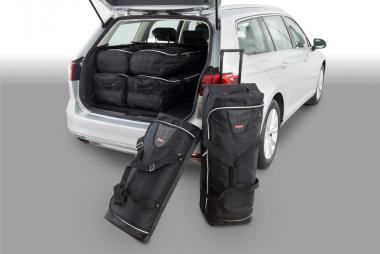 Car-Bags Volkswagen Passat Reisetaschen-Set (B8) Variant ab 2014 | 3x88l + 3x47l