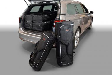 Car-Bags Volkswagen Passat Reisetaschen-Set (B8) Variant GTE ab 2015 | 3x82l + 3x42l
