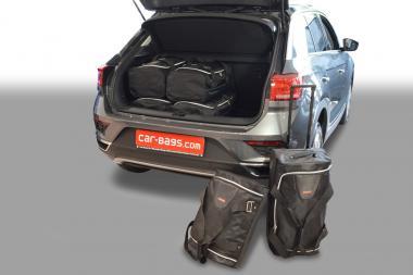Car-Bags Volkswagen T-Roc Reisetaschen-Set ab 2017 | 3x60l + 3x37l