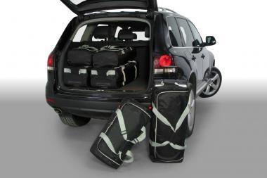 Car-Bags Volkswagen Touareg Reisetaschen-Set I (7L) 2002-2010 | 3x86l + 3x50l