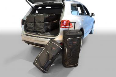 Car-Bags Volkswagen Touareg Reisetaschen-Set II (7P5) 2010-2018 | 3x86l + 3x50l