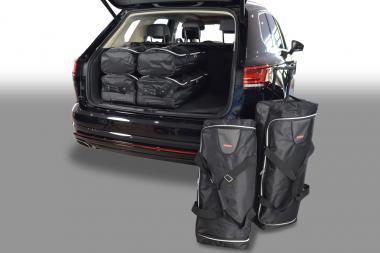 Car-Bags Volkswagen Touareg Reisetaschen-Set III ab 2018 | 3x83l + 3x54l