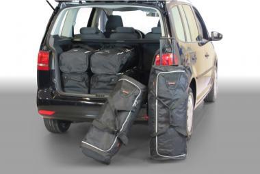 Car-Bags Volkswagen Touran I Reisetaschen-Set (1T facelift) 2010-2015 | 3x91l + 3x63l