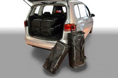 Car-Bags Volkswagen Touran II Reisetaschen-Set (5T) ab 2015 | 3x70l + 3x48l