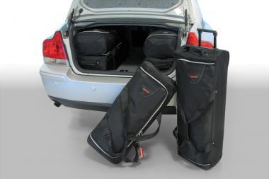 Car-Bags Volvo S60 Reisetaschen-Set I 2000-2010 4T | 3x75l + 3x50l