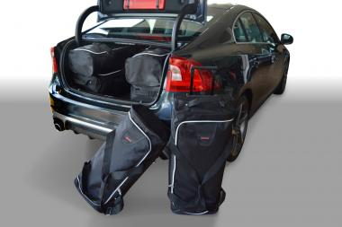 Car-Bags Volvo S60 Reisetaschen-Set II ab 2010 4T | 3x70l + 3x48l
