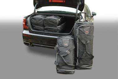 Car-Bags Volvo S60 Reisetaschen-Set III ab 2018 | 3x81l + 3x45l