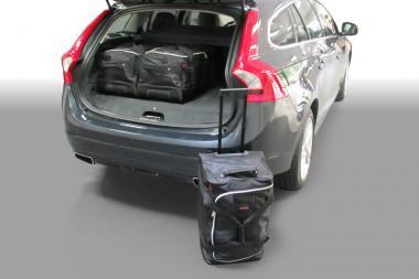 Car-Bags Volvo V60 Plug-In Hybrid Reisetaschen-Set ab 2012 | 3x79l