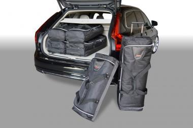 Car-Bags Volvo V90 Reisetaschen-Set ab 2016 | 3x79l + 3x50l
