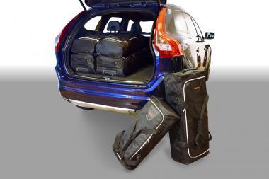 Car-Bags Volvo XC60 Reisetaschen-Set I 2008-2017 | 3x81l + 3x45l