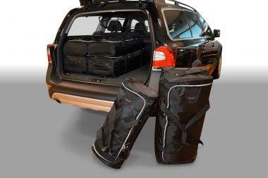 Car-Bags Volvo XC70 Reisetaschen-Set (P24) 2007-2016 | 3x80l + 3x49l