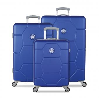 SuitSuit Caretta Trolley 65cm Spinner Dazzling Blue