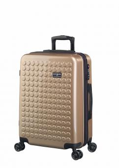 Dot-Drops Chapter 2 Trolley M 4R 63cm, kreativ individualisierbar champaign