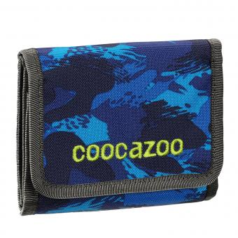Coocazoo Geldbeutel CashDash Brush Camou
