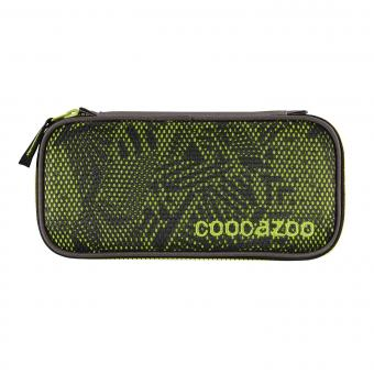 Coocazoo Mäppchen Schlamperetui PencilDenzel *TecCheck Limited Edition* Neon Yellow