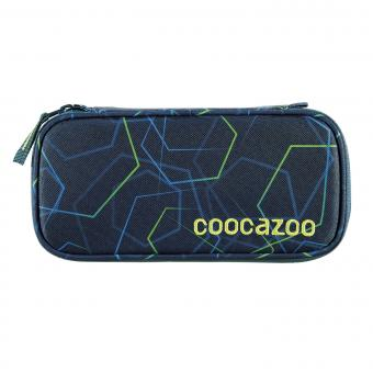 Coocazoo PencilDenzel Schlamperetui 2019-2020 Laserbeam Blue