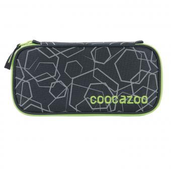 Coocazoo PencilDenzel Schlamperetui 2019-2020 Laserreflect Solar-Green