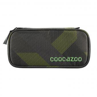 Coocazoo PencilDenzel Schlamperetui 2019-2020 Polygon Bricks Grey