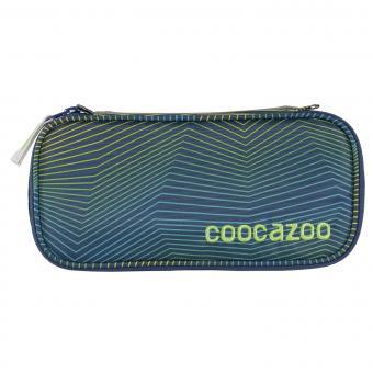 Coocazoo PencilDenzel Schlamperetui 2019-2020 Soniclights Green