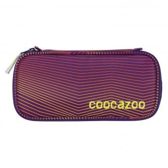 Coocazoo PencilDenzel Schlamperetui 2019-2020 Soniclights Purple