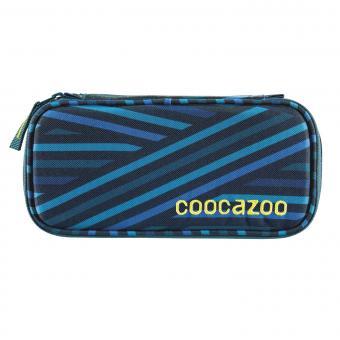 Coocazoo PencilDenzel Schlamperetui 2019-2020 Zebra Stripe Blue