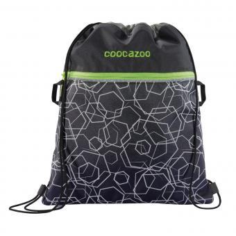 Coocazoo RocketPocket2 Sportbeutel 2019-2020 Laserreflect Solar-Green