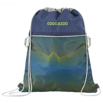 Coocazoo RocketPocket2 Sportbeutel 2019-2020 Soniclights Green