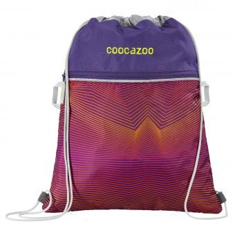 Coocazoo RocketPocket2 Sportbeutel 2019-2020 Soniclights Purple