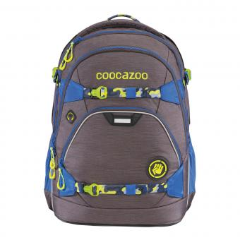Coocazoo ScaleRale *Mixed Melange* Limited Edition Schulrucksack Blue Camou