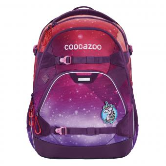Coocazoo ScaleRale *OceanEmotion* Limited Edition Schulrucksack Galaxy Pink