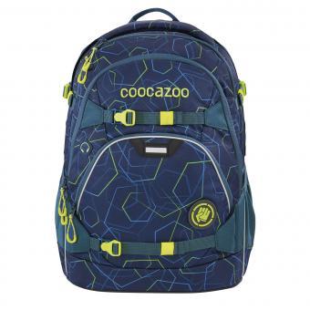 Coocazoo ScaleRale Schulrucksack 2019/2020 Laserbeam Blue