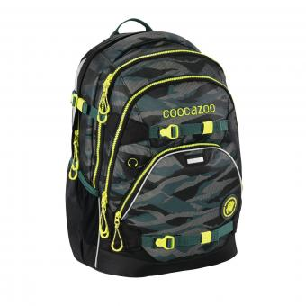 Coocazoo Schulrucksäcke ScaleRale Rucksack *EffectiveReflective Limited Edition* Camou