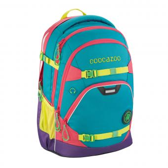 Coocazoo ScaleRale MatchPatch Schulrucksack Holiman