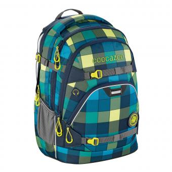 Coocazoo ScaleRale MatchPatch Schulrucksack Lime District