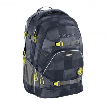 Coocazoo ScaleRale MatchPatch Schulrucksack Mamor Check
