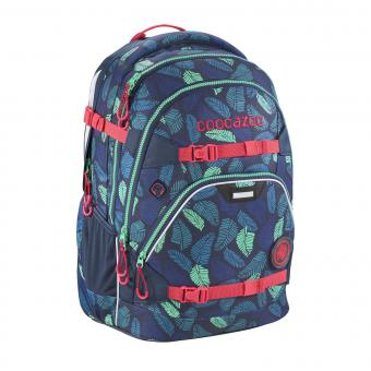 Coocazoo Schulrucksäcke ScaleRale Rucksack MatchPatch *GlowBro Edition* Autumn Evening