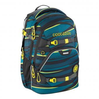 Coocazoo Schulrucksäcke ScaleRale Rucksack MatchPatch Wild Stripe