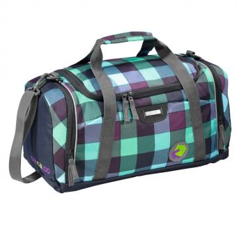 Coocazoo Taschen Sporttasche SporterPorter Green Purple District