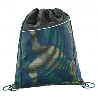 Coocazoo Taschen Sportbeutel RocketPocket Polygon Bricks