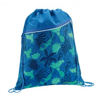 Coocazoo Taschen Sportbeutel RocketPocket Tropical Blue