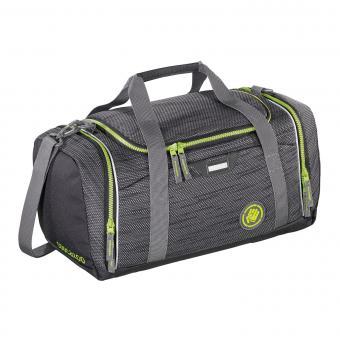 Coocazoo Taschen Sporttasche SporterPorter *FreakaSneaka Edition* Black Knit