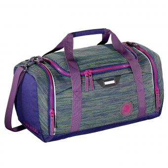 Coocazoo Taschen Sporttasche SporterPorter *FreakaSneaka Edition* Wildberry Knit