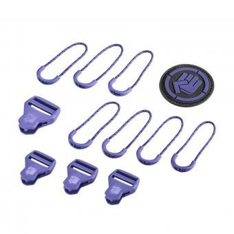 Coocazoo Zubehör MatchPatch Classic dahlia purple