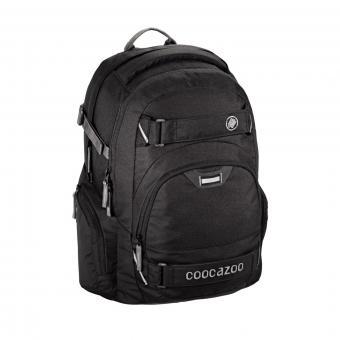 Coocazoo Schulrucksäcke CarryLarry 2 Rucksack Beautiful Black
