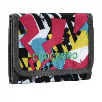 Coocazoo Geldbeutel CashDash Checkered Bolts