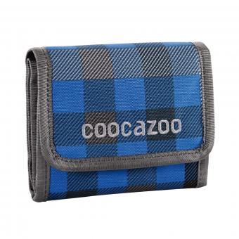 Coocazoo Geldbeutel CashDash Hip To Be Square Blue