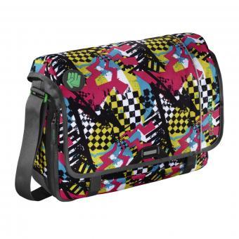 Coocazoo Taschen Schultertasche HangDang Checkered Bolts