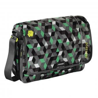 Coocazoo Taschen Schultertasche HangDang Crazy Cubes